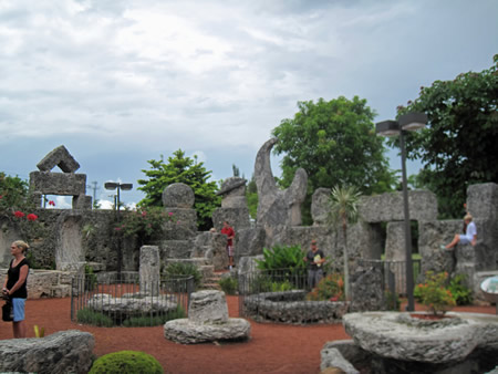 Coral Castle megalithic builders